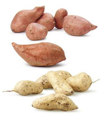 patate dolci da belgy con amore